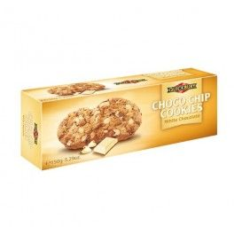 Choco Chip Cookies Witte Chocolade