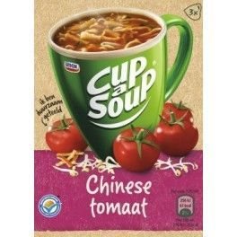 Cup-a-Soup Chinese Tomato