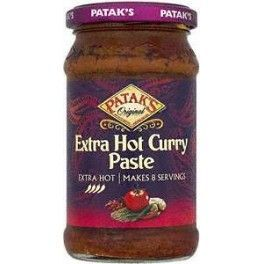 Extra Hot Curry Paste